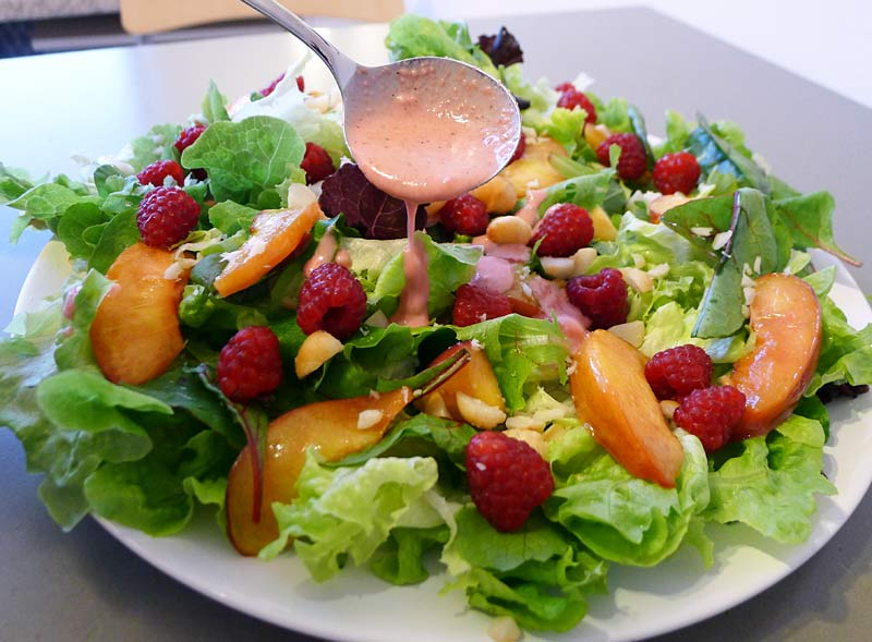 Fruchtiger-Salat