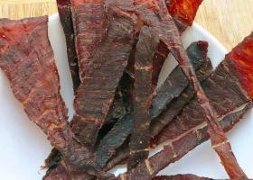 Trockenfleisch selber herstellen – Beef Jerky