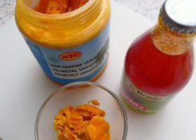 Palmöl und Palmkernöl – Dende Oil