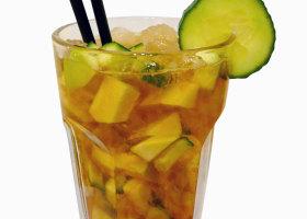 Pim Salato – Ein vitaminreicher Cocktail