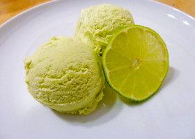 Avocado-Eiscreme