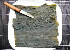 Konbu (Kombu) – Seetang
