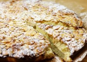 Ricotta-Mandelkuchen