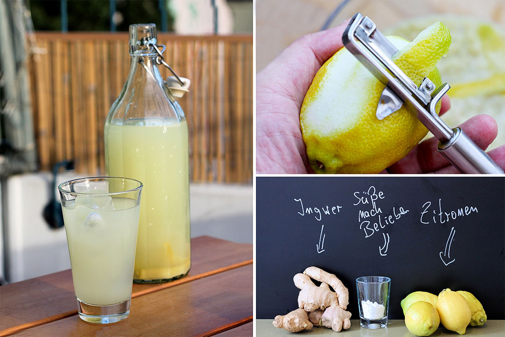 Ingwer-Zitronenlimonade2