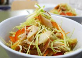 Smoked Fish Salad – Kreolischer Salat von den Seychellen