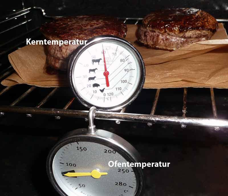rinderfilet-und-thermometer-im-ofen